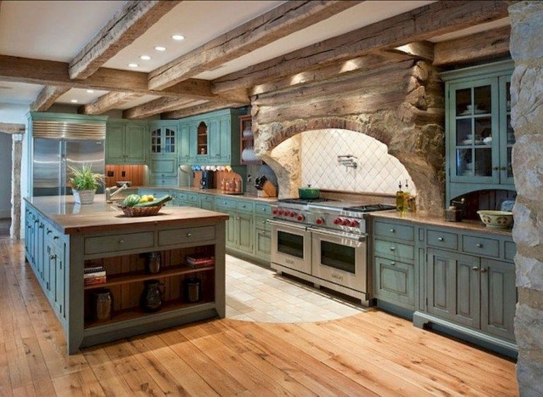 Beautiful and Colourfull Kitchen 011
