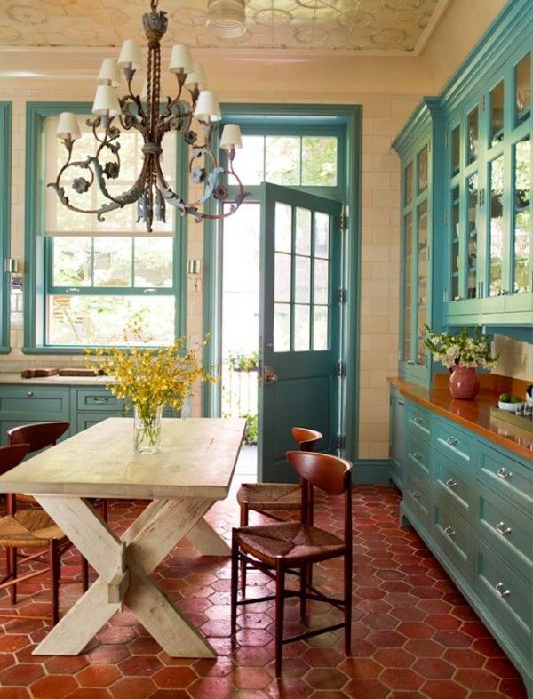 Beautiful and Colourfull Kitchen 013