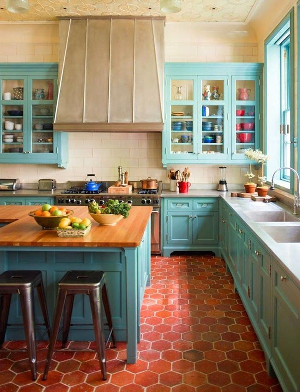 Beautiful and Colourfull Kitchen 014