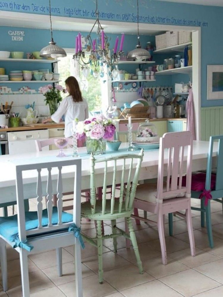 Beautiful and Colourfull Kitchen 015