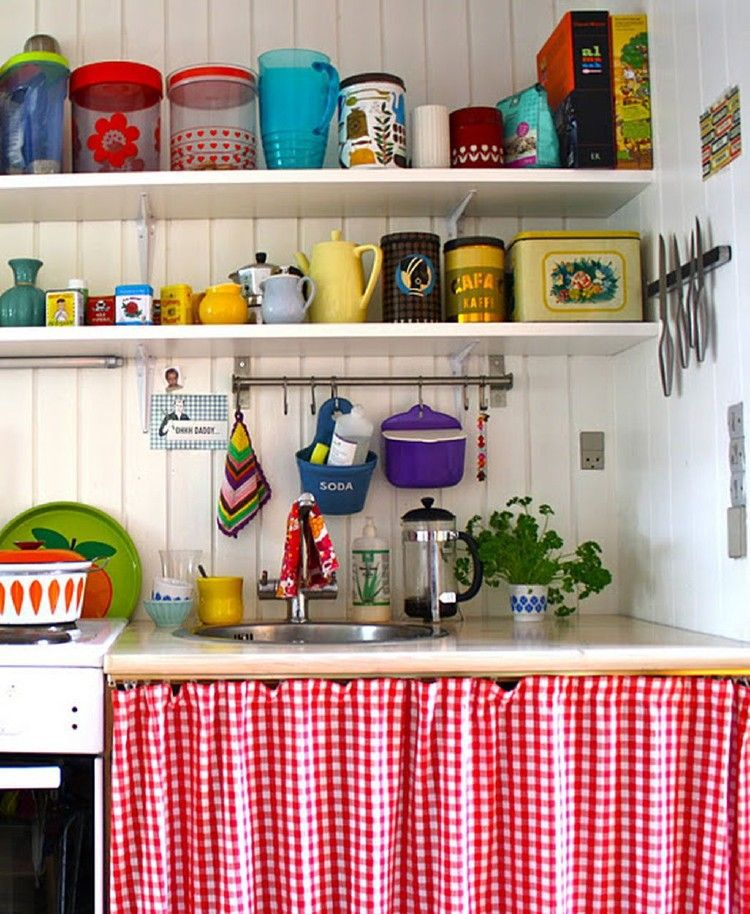 Beautiful and Colourfull Kitchen 016