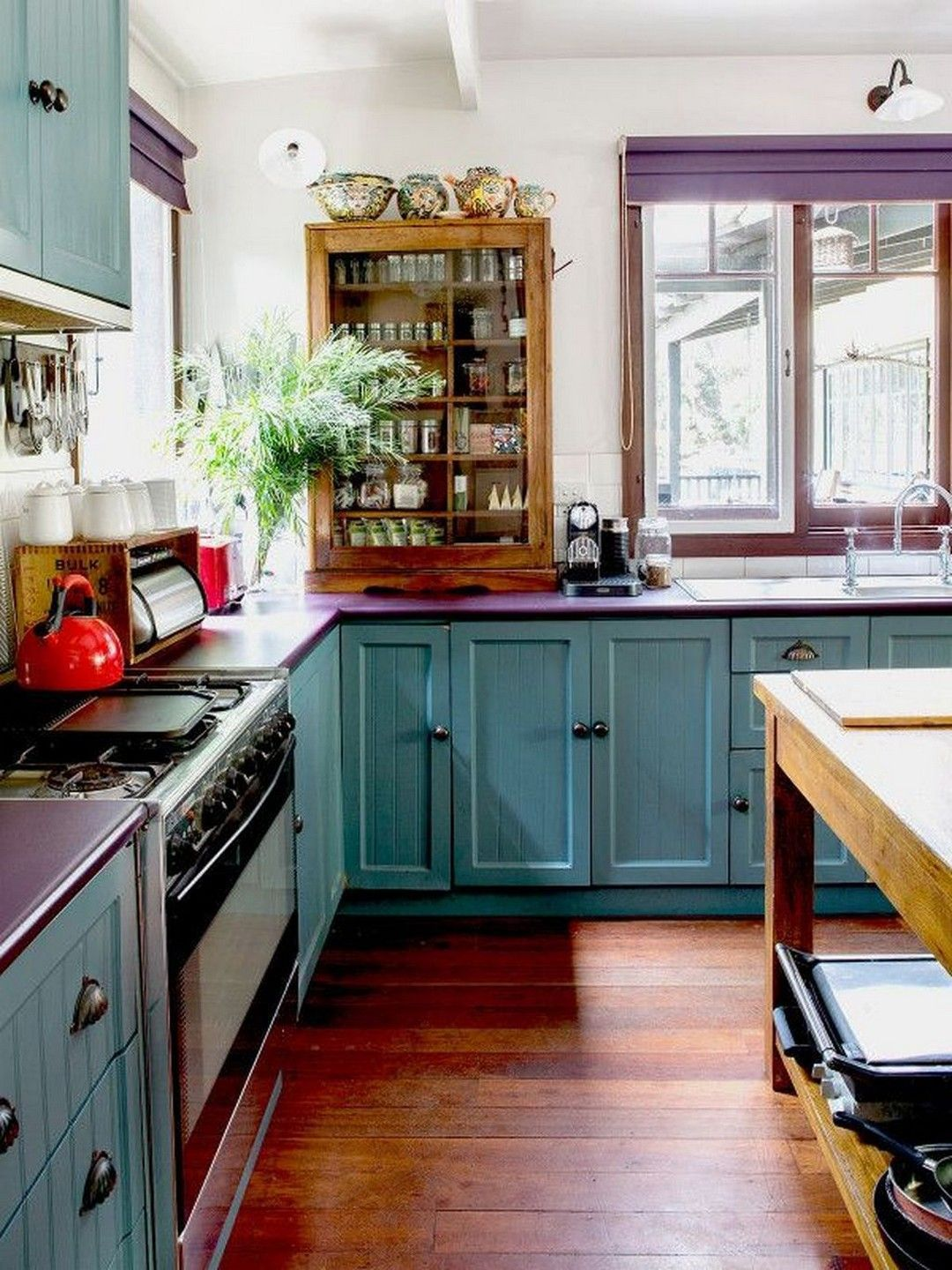 Beautiful and Colourfull Kitchen 017