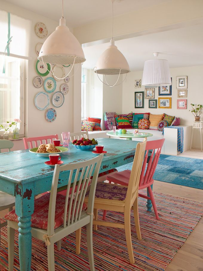 Beautiful and Colourfull Kitchen 019