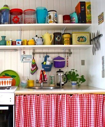 Beautiful and Colourfull Kitchen 021