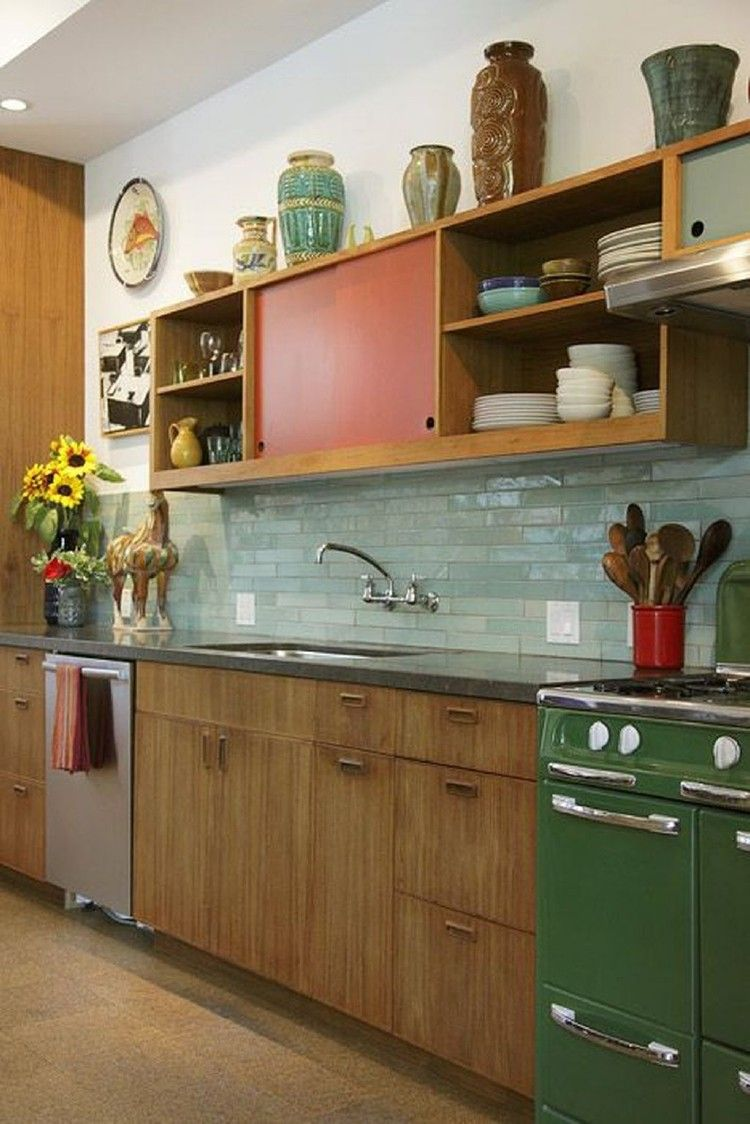 Beautiful and Colourfull Kitchen 027