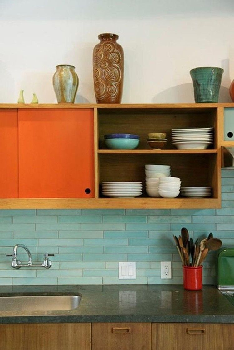 Beautiful and Colourfull Kitchen 030