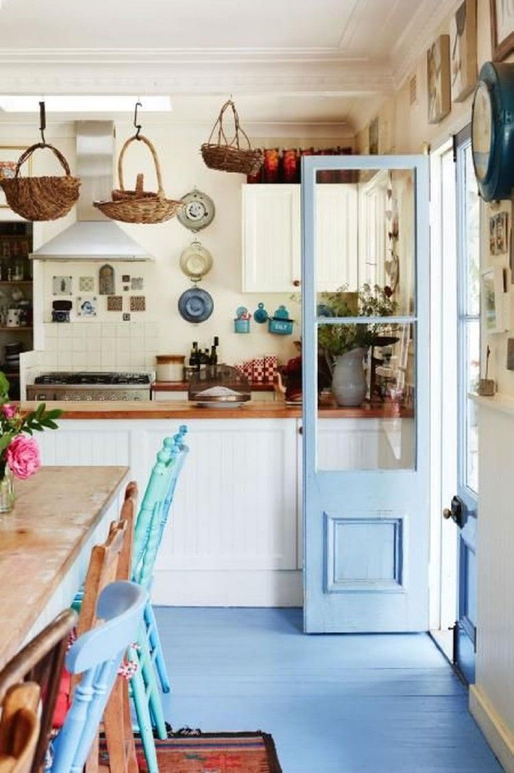 Beautiful and Colourfull Kitchen 031