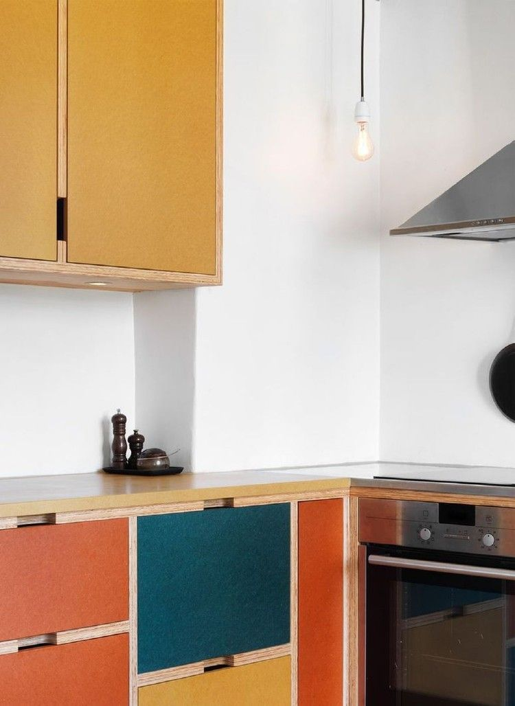 Beautiful and Colourfull Kitchen 039