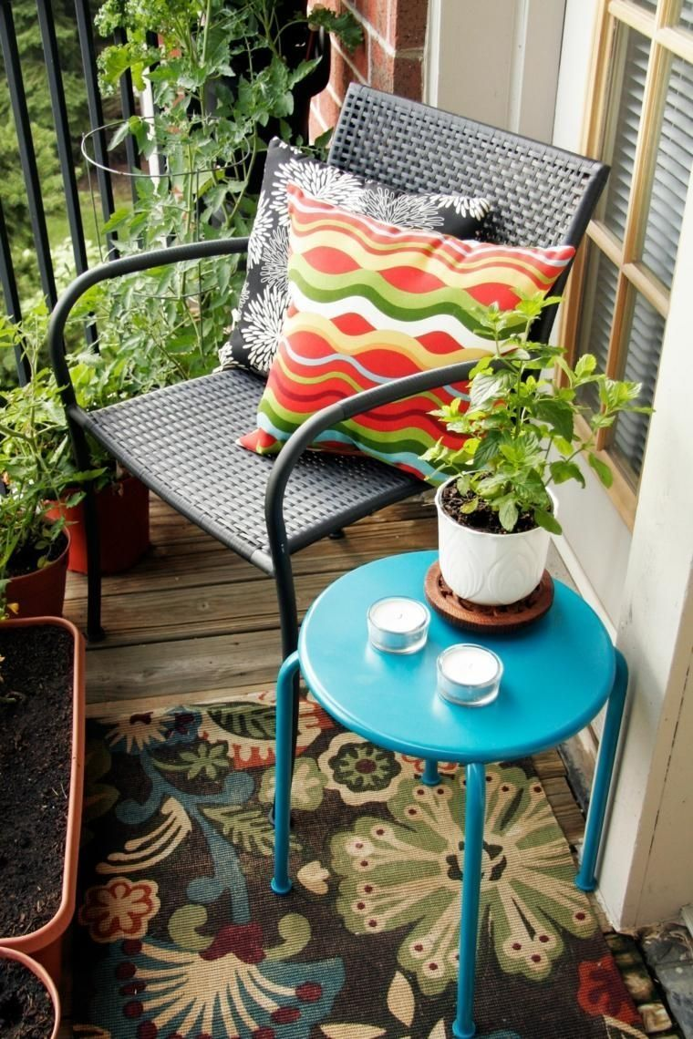 Elegant Balcony Ideas 1