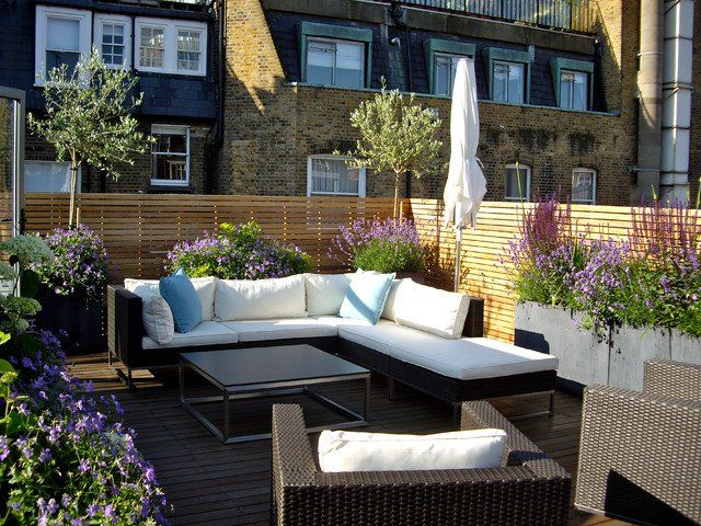 Elegant Balcony Ideas 11