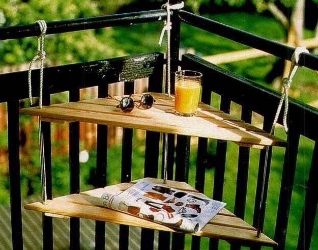 Elegant Balcony Ideas 12