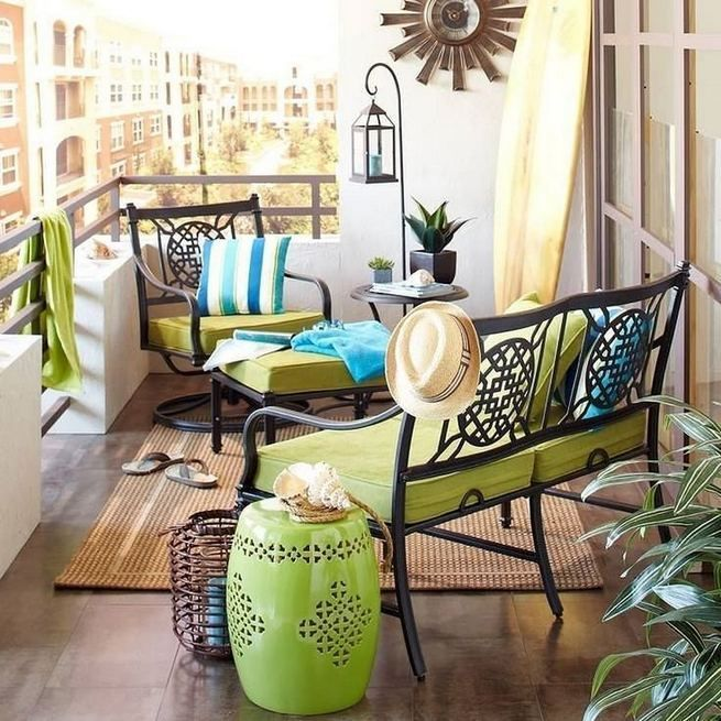 Elegant Balcony Ideas 13