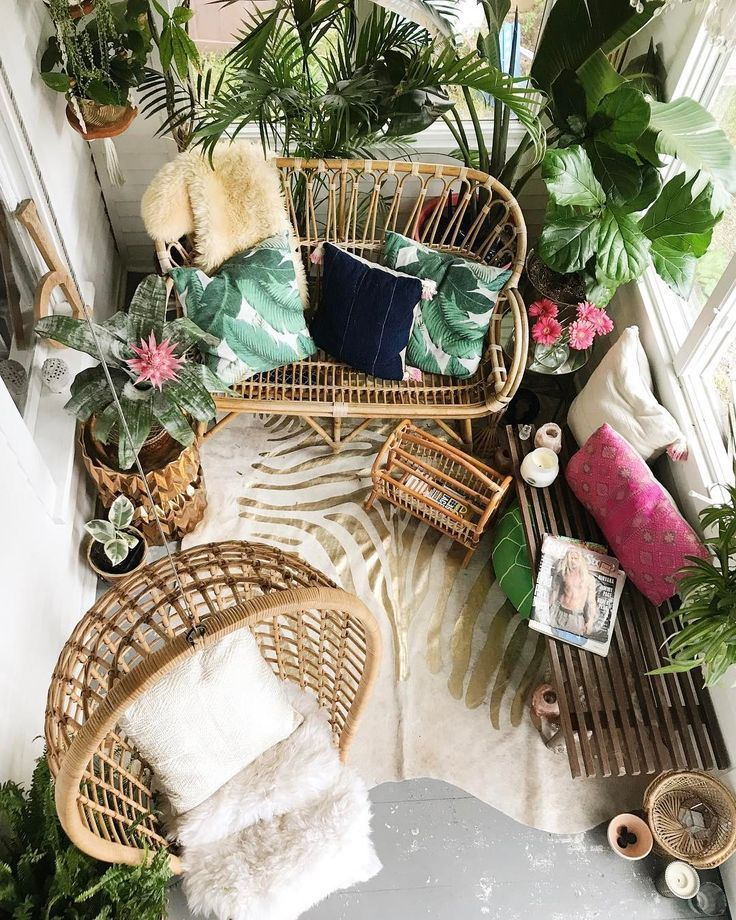 Elegant Balcony Ideas 17