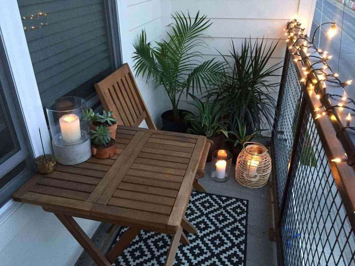 Elegant Balcony Ideas 22