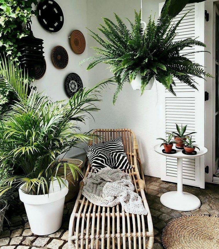 Elegant Balcony Ideas 24