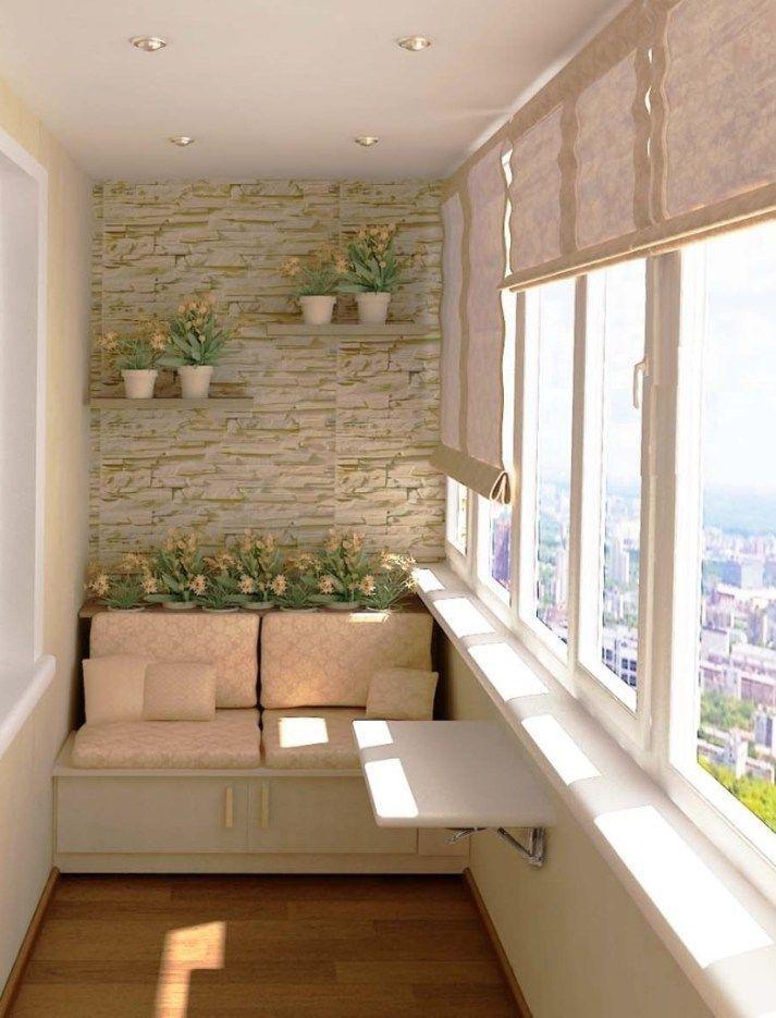 Elegant Balcony Ideas 25
