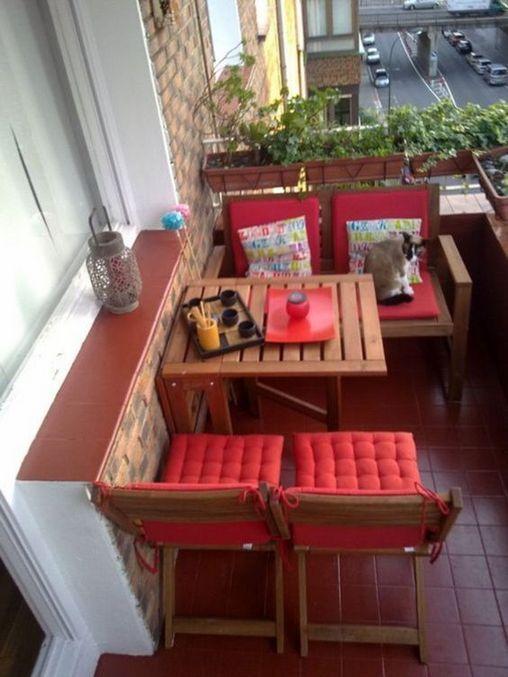 Elegant Balcony Ideas 27