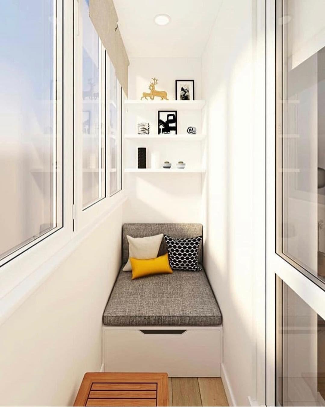 Elegant Balcony Ideas 29