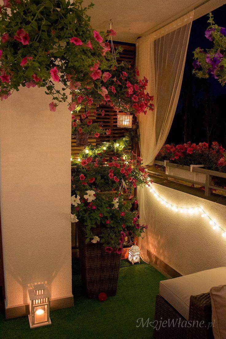 Elegant Balcony Ideas 31