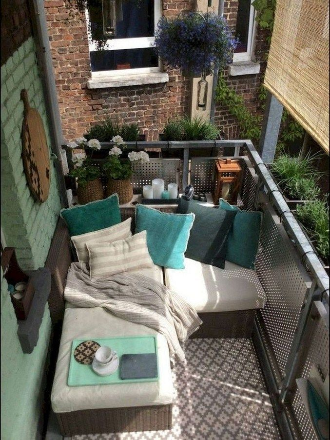 Elegant Balcony Ideas 33