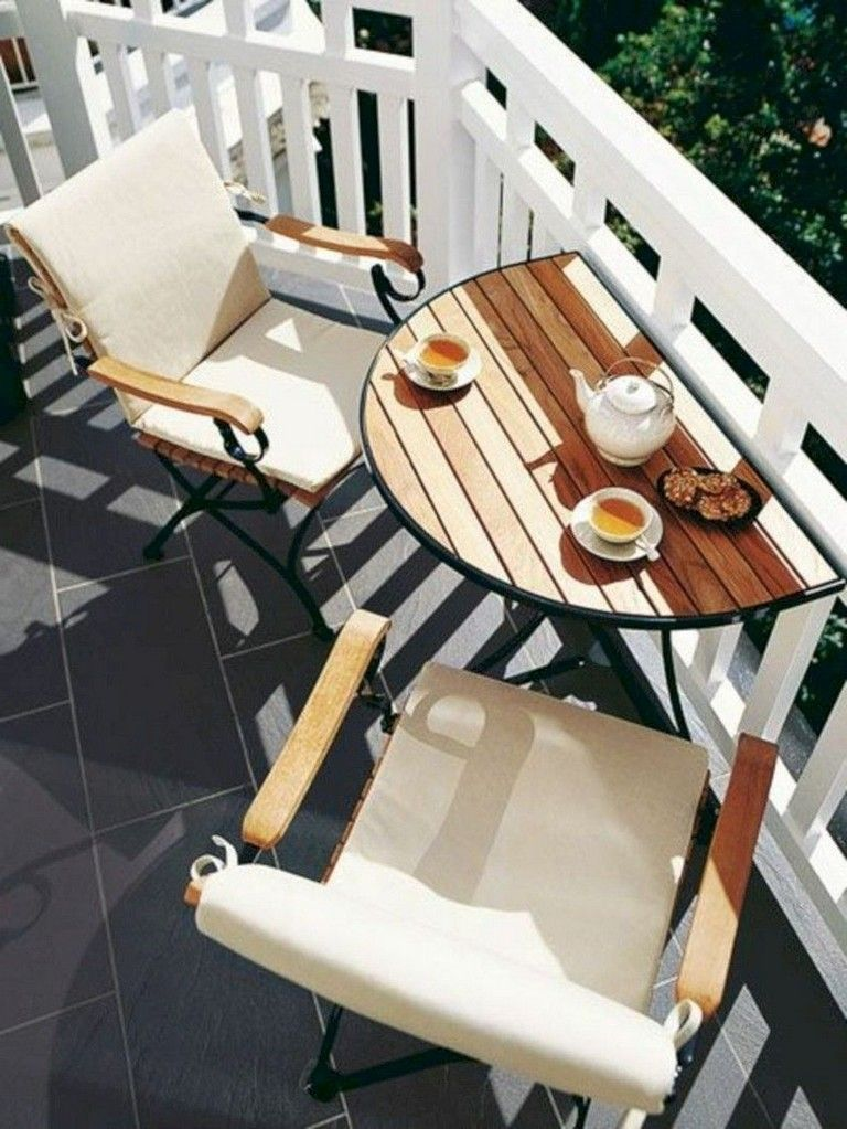 Elegant Balcony Ideas 34