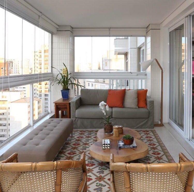 Elegant Balcony Ideas 35
