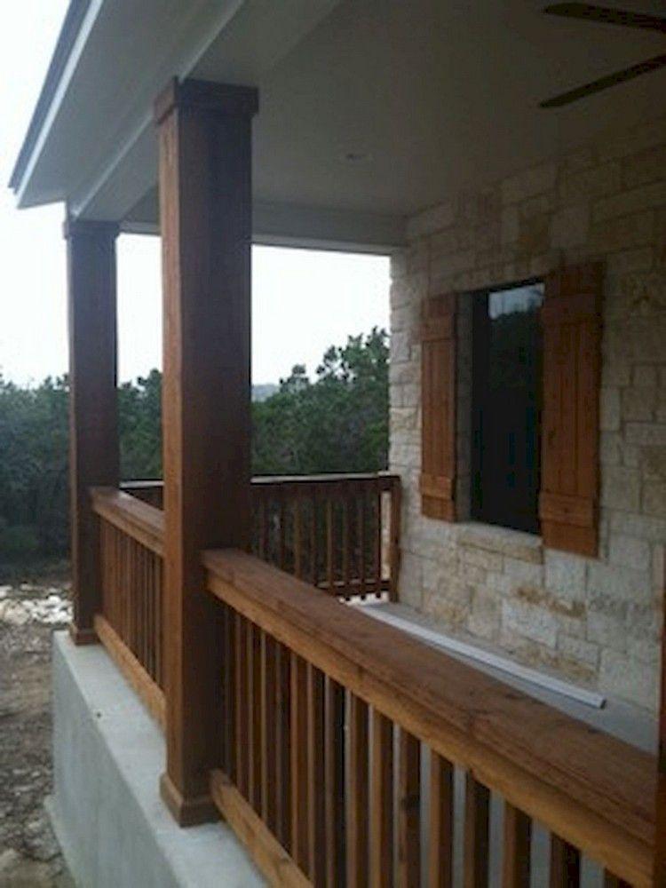 Elegant Balcony Ideas 39