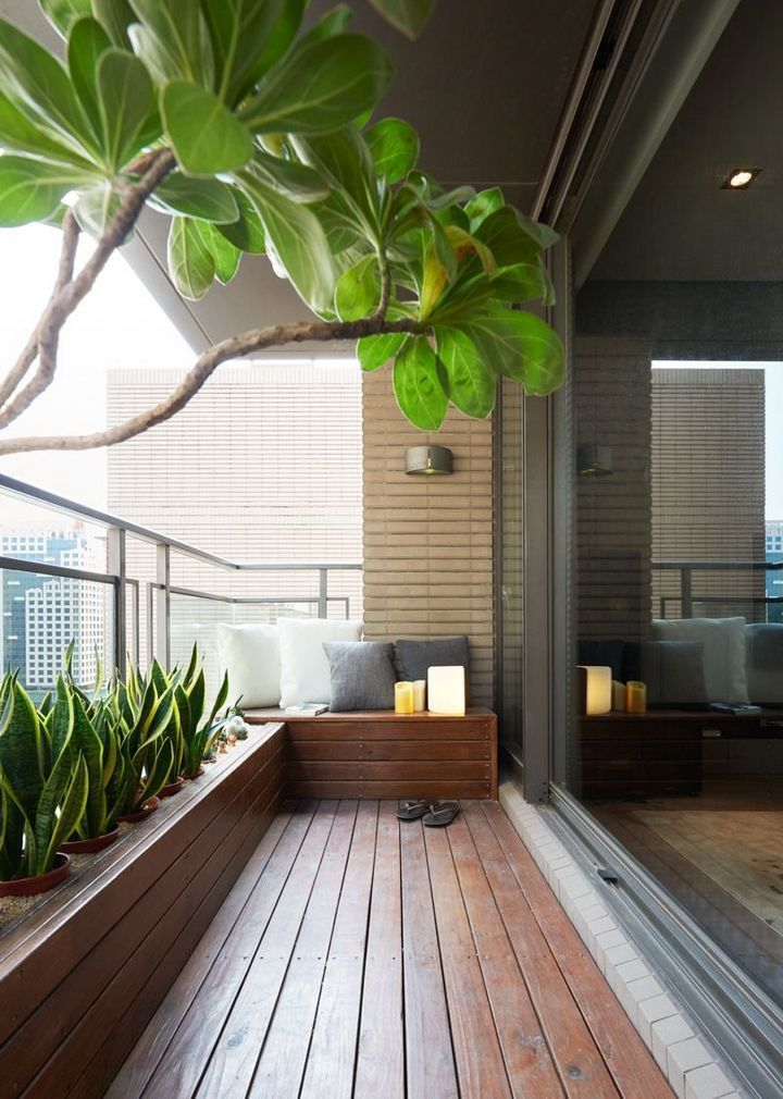 Elegant Balcony Ideas 4