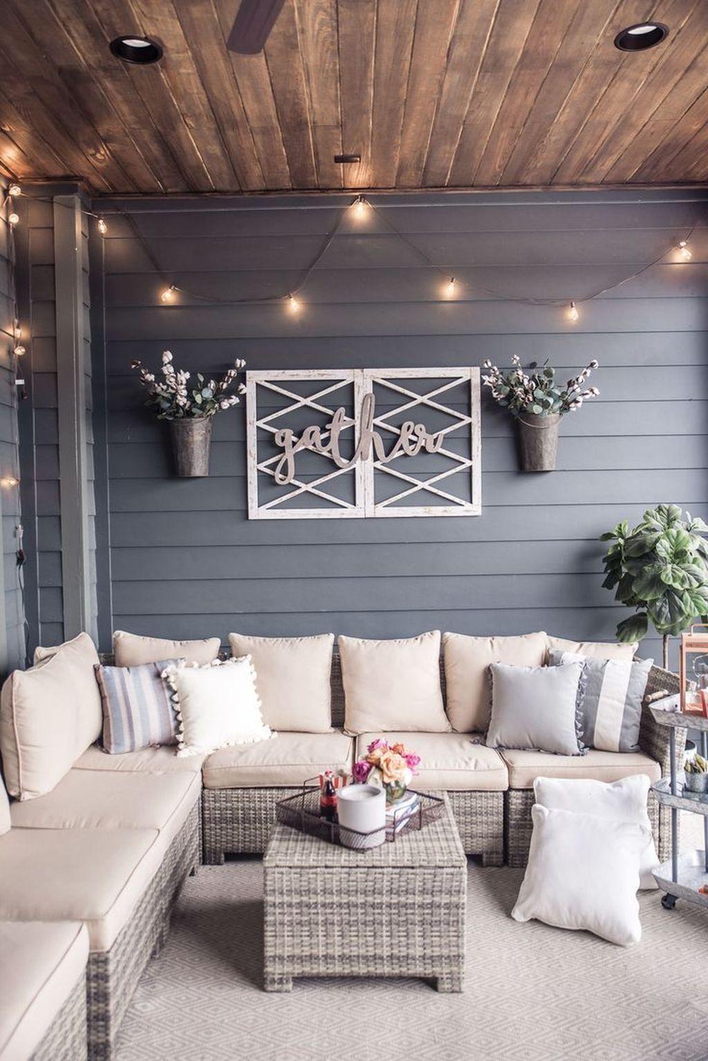Elegant Balcony Ideas 41