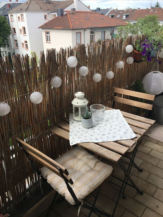 Elegant Balcony Ideas 45