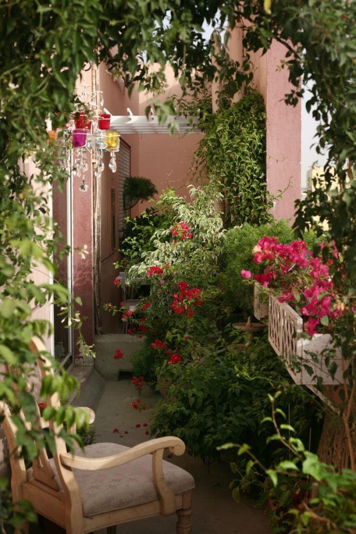 Elegant Balcony Ideas 46