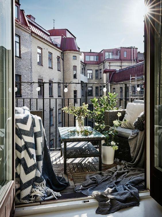 Elegant Balcony Ideas 6