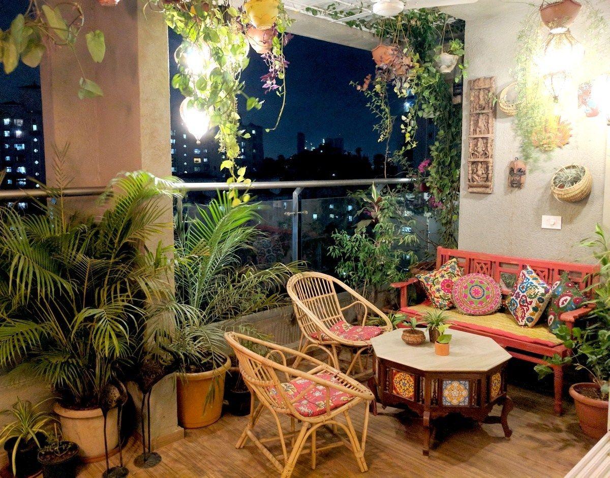 Elegant Balcony Ideas 8