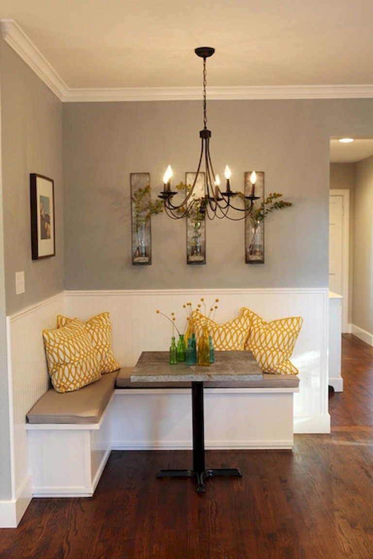 Elegant Diningroom Design Ideas 1