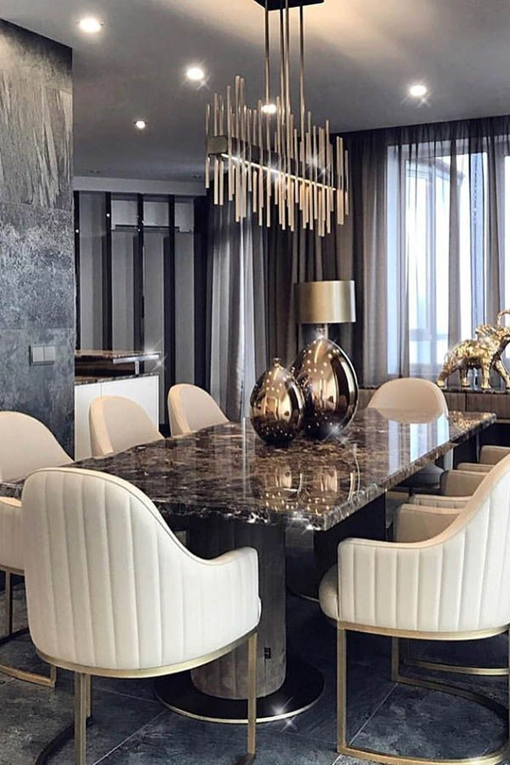 Elegant Diningroom Design Ideas 16