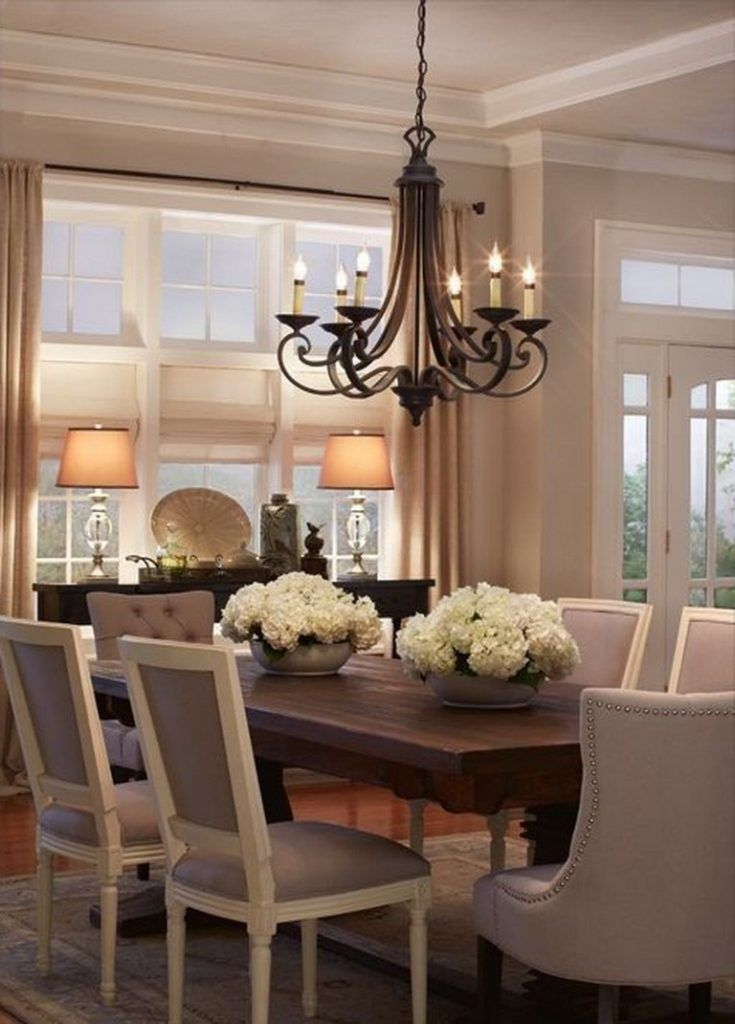 Elegant Diningroom Design Ideas 18