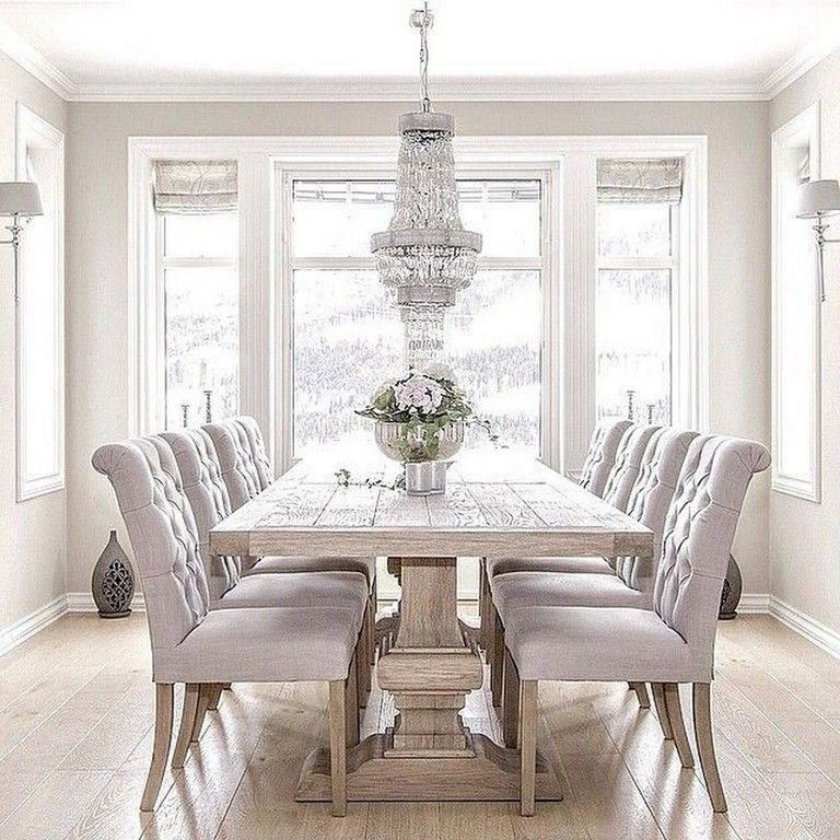 Elegant Diningroom Design Ideas 20