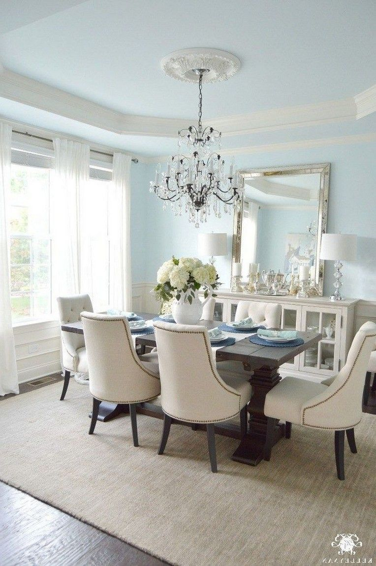 Elegant Diningroom Design Ideas 34