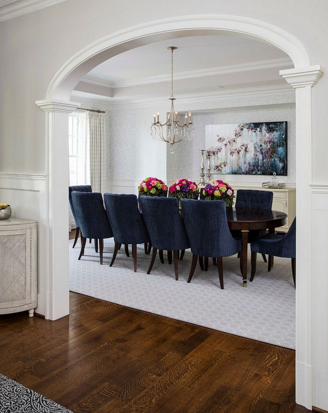 Elegant Diningroom Design Ideas 35