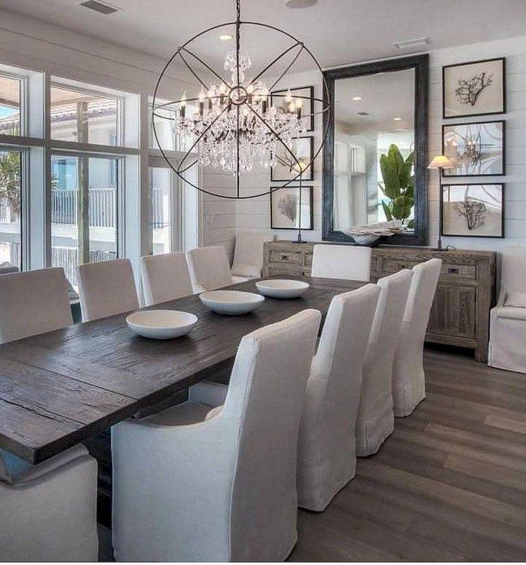 Elegant Diningroom Design Ideas 42