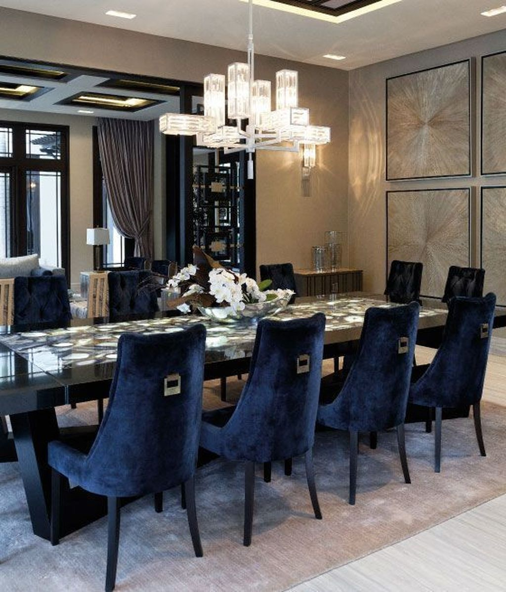 Elegant Diningroom Design Ideas 6