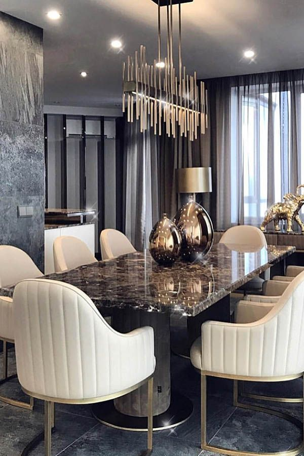 Elegant Diningroom Design Ideas 7