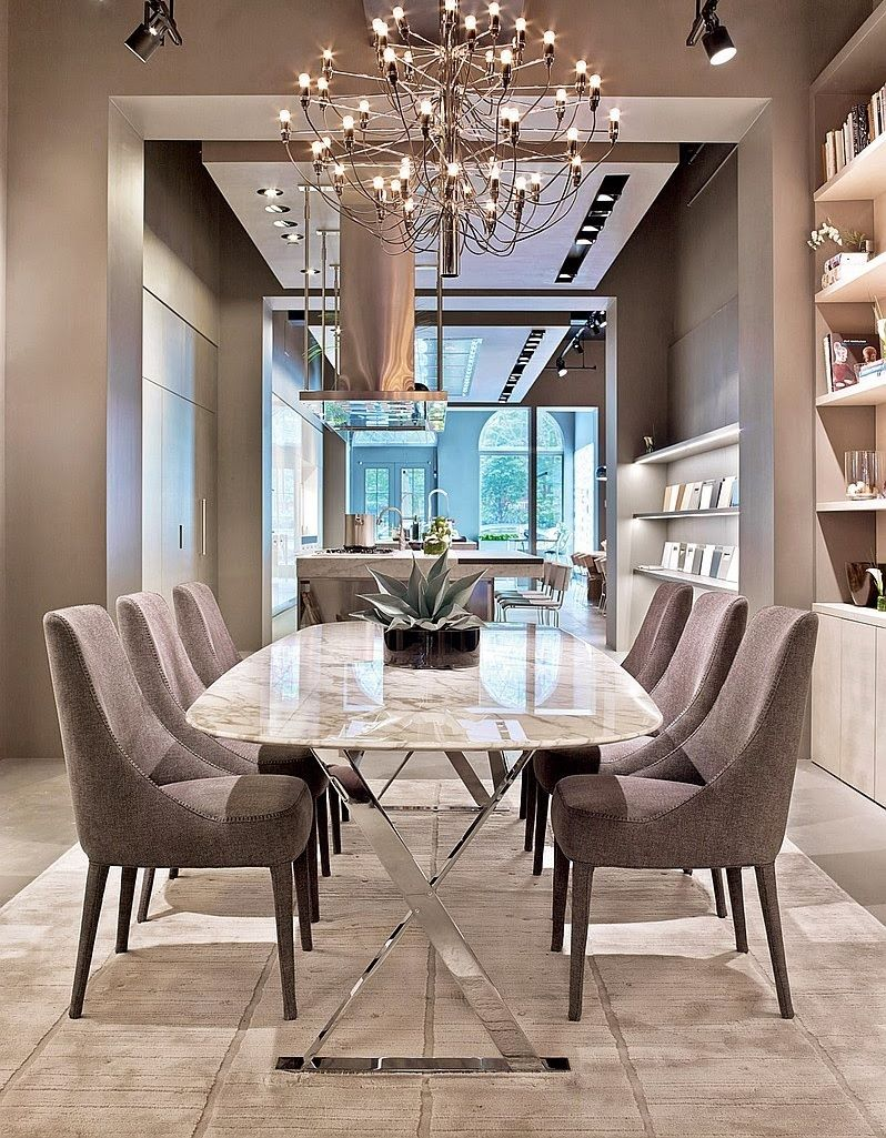 Elegant Diningroom Design Ideas 9