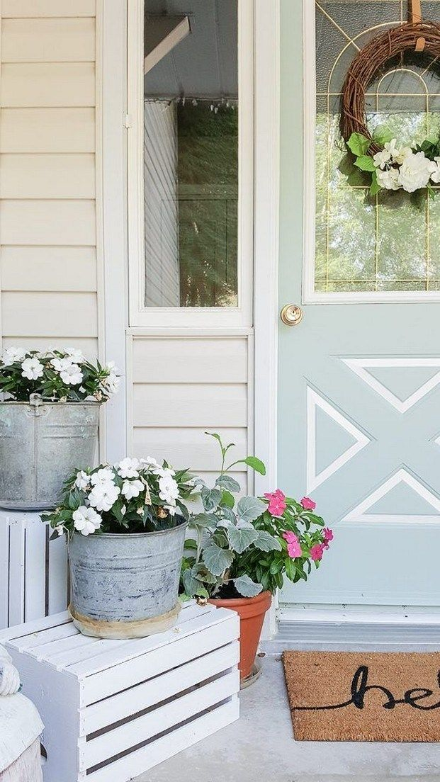 Elegant Porch Decoration 20