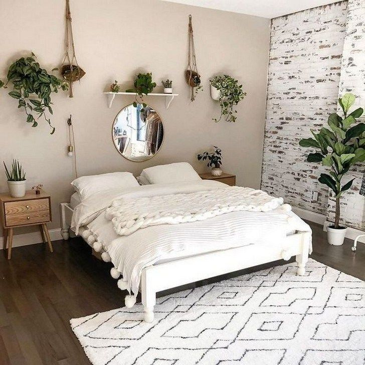 Small Apartment Bedroom Decoration 11