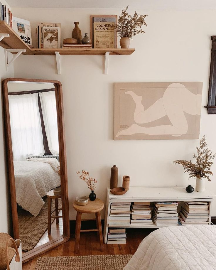 Small Apartment Bedroom Decoration 31