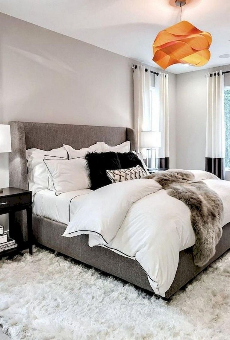 Small Apartment Bedroom Decoration 35