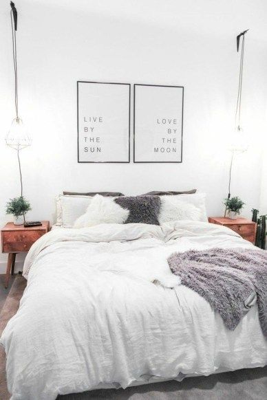 Small Apartment Bedroom Decoration 40