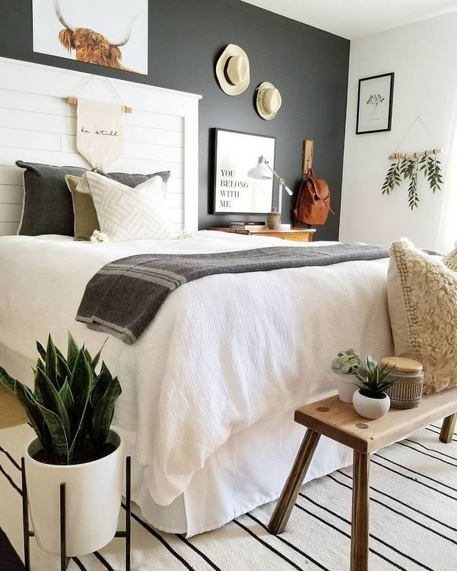 Small Apartment Bedroom Decoration 5