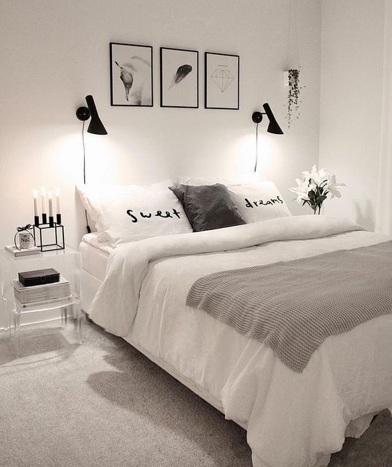 Small Apartment Bedroom Decoration 6